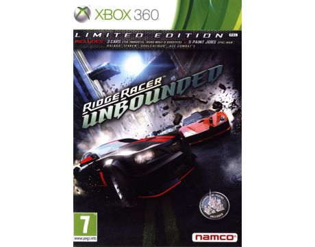 Ridge Racer Unbounded - Limited Edition (Xbox 360) на супер цени