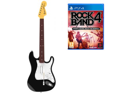 Rock Band 4 - Guitar Bundle (PS4) на супер цени
