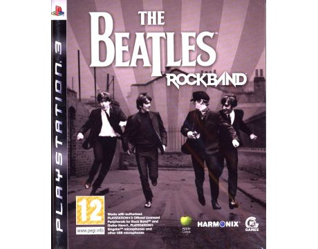 Rock Band: The Beatles (PS3) на супер цени