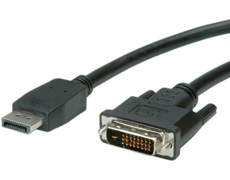 Roline DisplayPort към DVI-D на супер цени