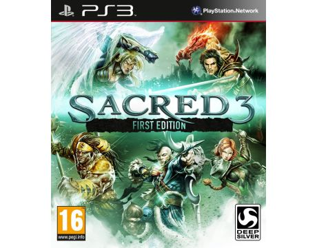 Sacred 3 - First Edition (PS3) на супер цени