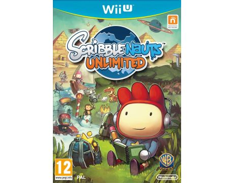 Scribblenauts Unlimited (Wii U) на супер цени