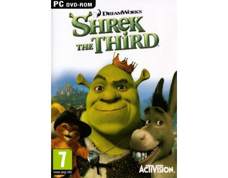 Shrek the Third (PC) на супер цени