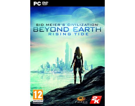 Sid Meier's Civilization: Beyond Earth - Rising Tide (PC) на супер цени