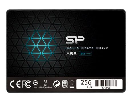 256GB SSD Silicon Power Ace A55 на супер цени