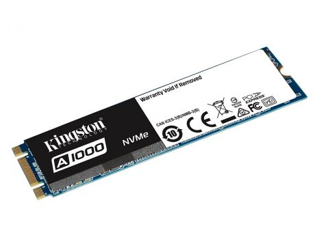 960GB SSD Kingston A1000 на супер цени
