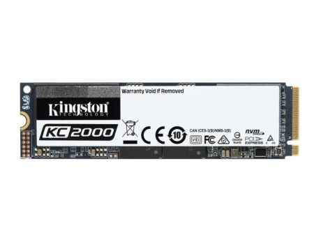 1TB SSD Kingston KC2000 на супер цени