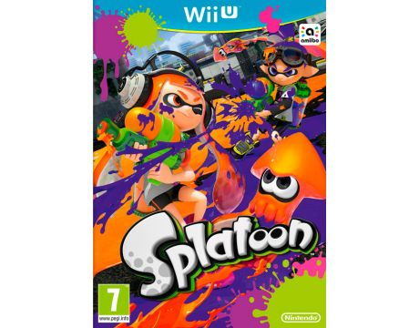 Splatoon (Wii U) на супер цени