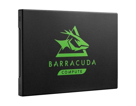 250GB SSD Seagate BarraCuda 120 на супер цени