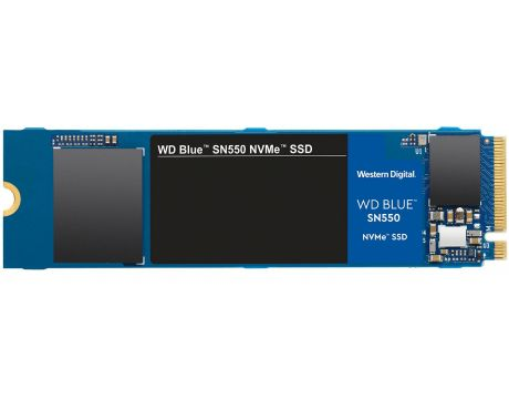 500GB SSD WD Blue SN550 на супер цени