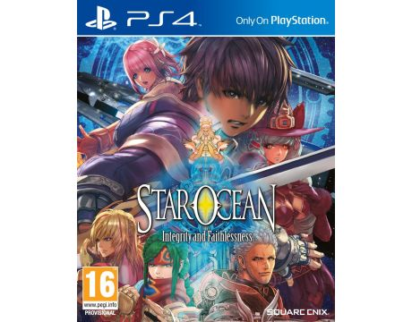 Star Ocean: Integrity and Faithlessness (PS4) на супер цени
