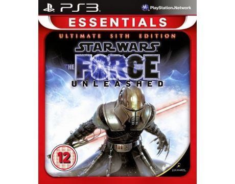 Star Wars: The Force Unleashed - Ultimate Sith Edition - Essentials (PS3) на супер цени