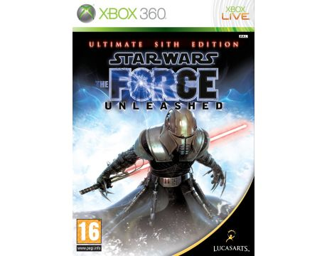 Star Wars: The Force Unleashed Ultimate Sith Edition (Xbox 360) на супер цени