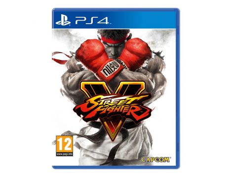 Street Fighter V (PS4) на супер цени