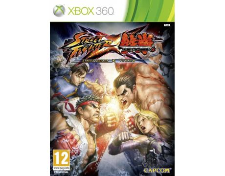 Street Fighter X Tekken (Xbox 360) на супер цени