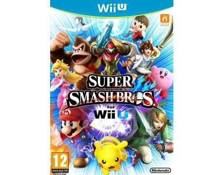 Super Smash Bros. (Wii U) на супер цени