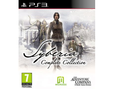 Syberia Complete Collection (PS3) на супер цени