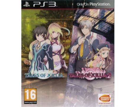 Tales of Xillia 1 & 2 Collection (PS3) на супер цени