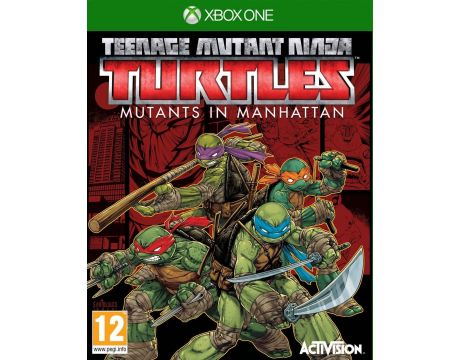 Teenage Mutant Ninja Turtles: Mutants in Manhattan (Xbox One) на супер цени