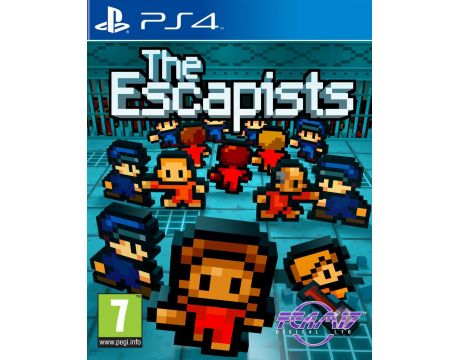 The Escapists (PS4) на супер цени