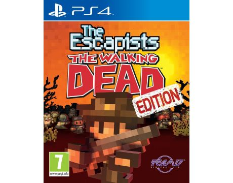 The Escapists: The Walking Dead Edition (PS4) на супер цени