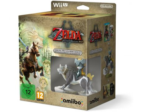The Legend of Zelda: Twilight Princess HD - Limited Edition (Wii U) на супер цени