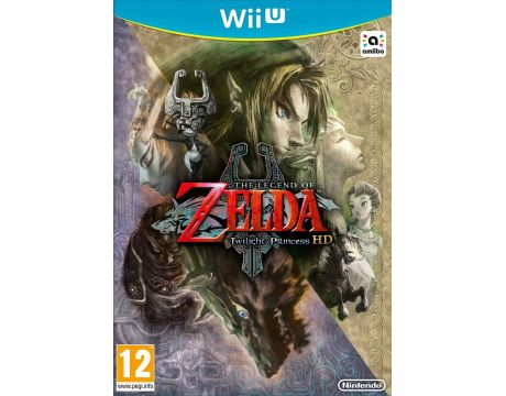The Legend of Zelda: Twilight Princess HD (Wii U) на супер цени