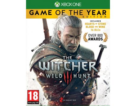 The Witcher 3: Wild Hunt GOTY Edition (Xbox One) на супер цени