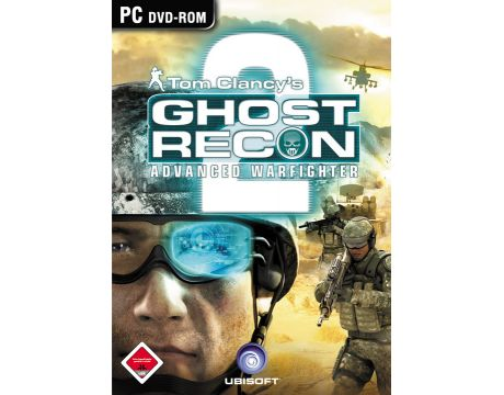 Tom Clancy's  Ghost Recon Double Pack (Advanced Warfighter 1 & 2)  (PC) на супер цени