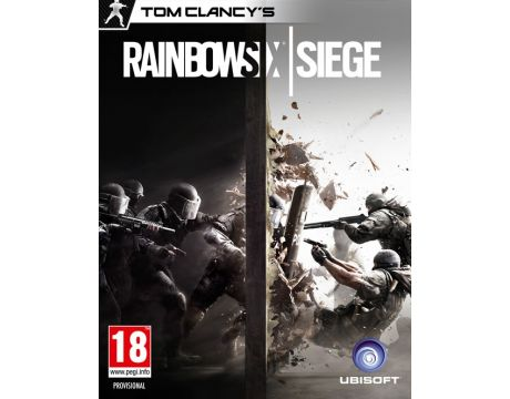 Tom Clancy's Rainbow Six Siege (PC) на супер цени