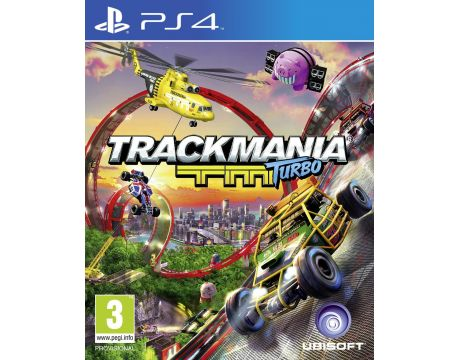 TrackMania Turbo (PS4) на супер цени