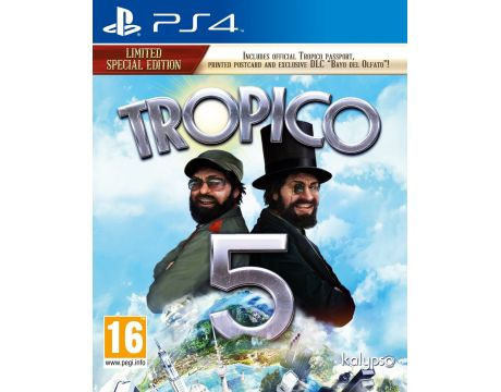 Tropico 5 - Limited Special Edition (PS4) на супер цени