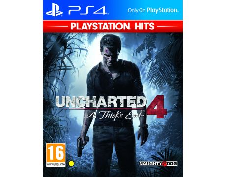 Uncharted 4: A Thief's End Standard Plus Edition (PS4) на супер цени