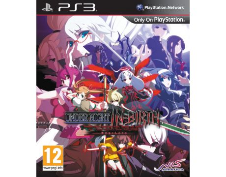 Under Night In-Birth Exe:Late (PS3) на супер цени