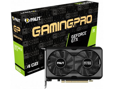 Palit GeForce GTX 1650 4GB GP на супер цени