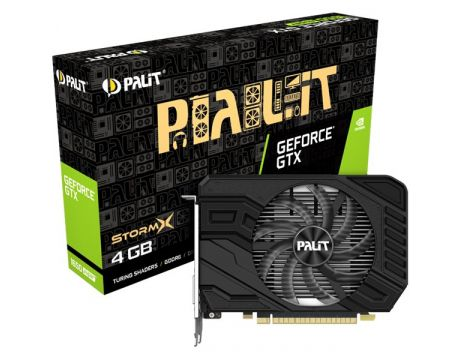 Palit GeForce GTX 1650 Super 4GB StormX на супер цени