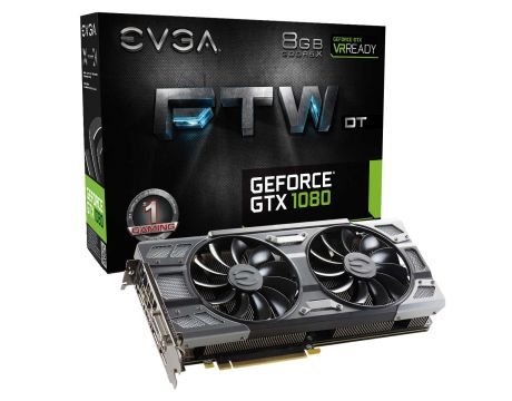 EVGA GeForce GTX 1080 FTW DT GAMING ACX 3.0 на супер цени