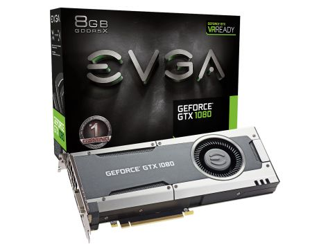 EVGA GeForce GTX 1080 8GB GAMING на супер цени