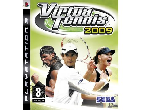 Virtua Tennis 2009 (PS3) на супер цени