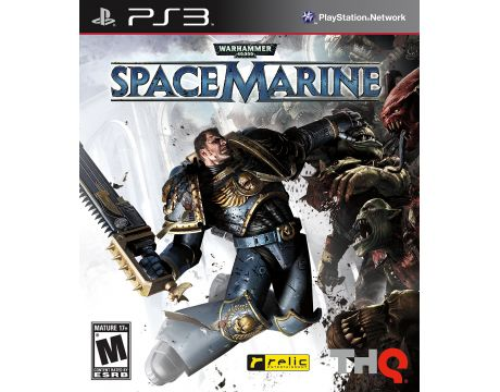 Warhammer 40,000: Space Marine (PS3) на супер цени