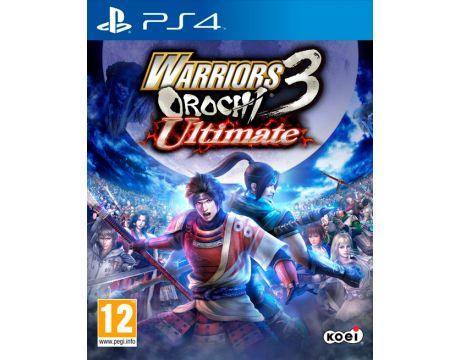 Warriors Orochi 3 Ultimate (PS4) на супер цени