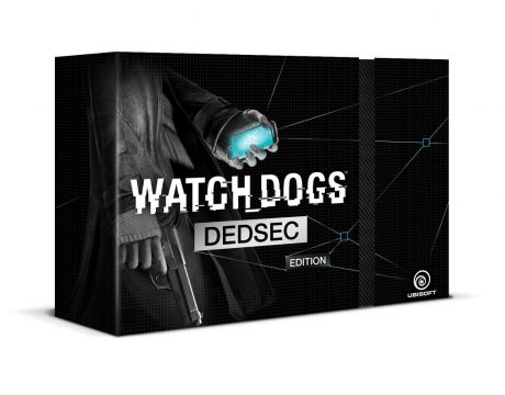 Watch Dogs - Dedsec Edition (PS3) на супер цени