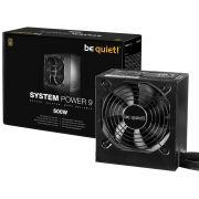 Захранване 500W be quiet! System Power 9 на супер цени