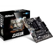 Дънна платка ASRock J3455M Super Alloy на супер цени