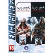 Assassin's Creed: Brotherhood & Revelations (PC) на супер цени