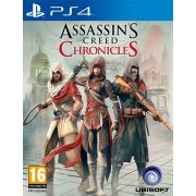 Assassin's Creed Chronicles Pack (PS4) на супер цени