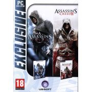 Assassin's Creed I & II Double Pack (PC) на супер цени