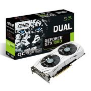 Видео карта ASUS GeForce GTX 1060 6GB Dual OC на супер цени