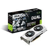 Видео карта ASUS GeForce GTX 1070 8GB DUAL OC на супер цени