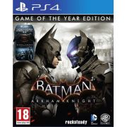 Batman Arkham Knight GOTY (PS4) на супер цени